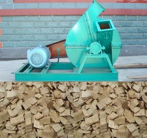 How to Make a Wood Chipper